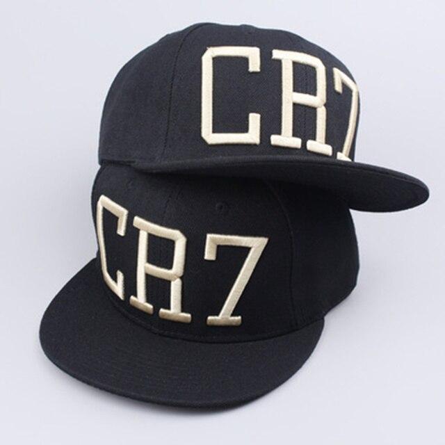 CR7 Sky Blue Caps 4