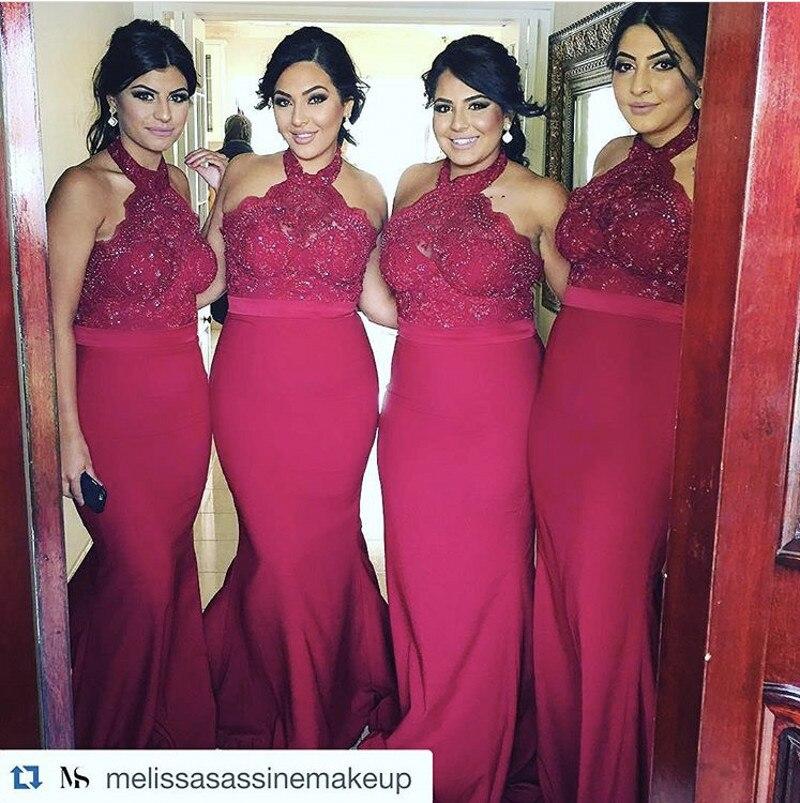 Perfecto Vestidos De Dama De Honor Largo Champán Ideas Ornamento ...