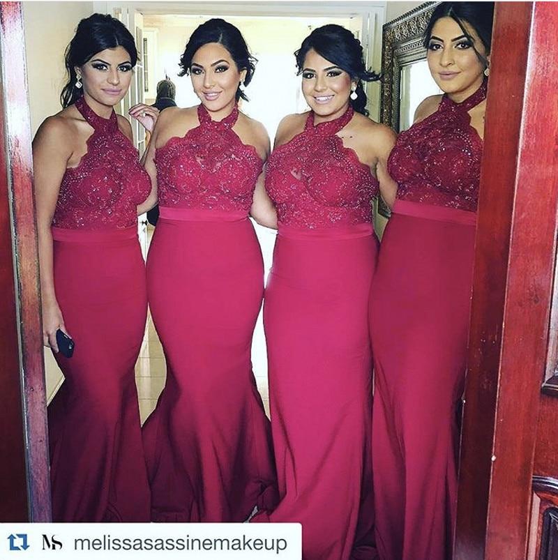Moderno Melocotón Vestidos De Dama De Honor Componente - Ideas para ...