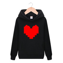ImbibeInk Undertale Sans Cute Print Pullover Hooded Hoodie Cosplay Costume Men Women