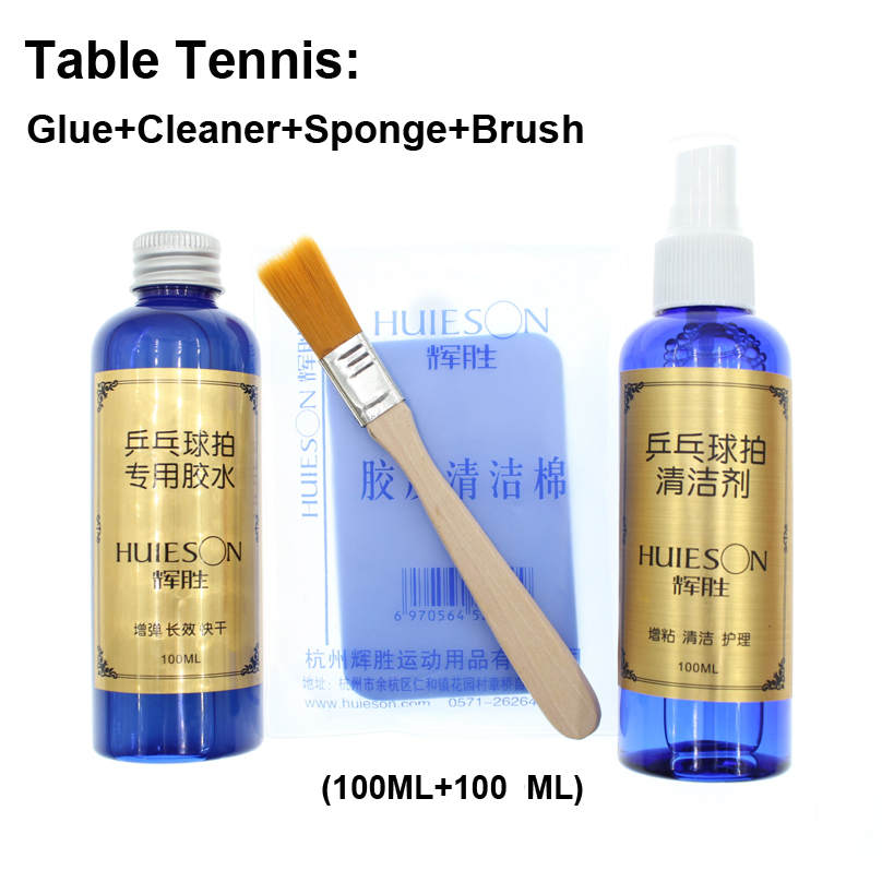 Liquid Table Tennis Glue Rubber Ping Pong Cleaner School Office Racket Bat Epoxy Resin Accessory Stationery Store Bts Shop Item 250ml silicone liquid glue textile clothes fabric paper wood epoxy resin stationery store scrapbooking accessory tool bottle bts