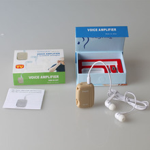 Personal Sound Voice Amplifier With Headphone In Ear Hearing