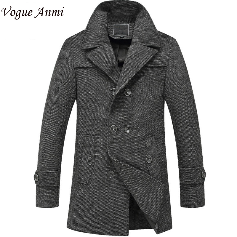 Popular Grey Coat Man-Buy Cheap Grey Coat Man lots from China Grey ...