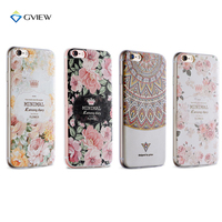 New Flexible Luxury Designer Case For Apple Iphone 6 4 7 Inch In Minimal Floral Totem
