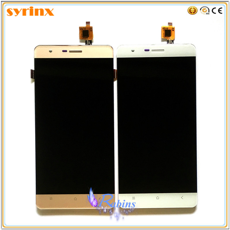 SYRINX 5.0 INCH LCD Display + Touch Screen For Oukitel K4000 Lite LCD Display Touch Panel Digitizer Screen Assembly