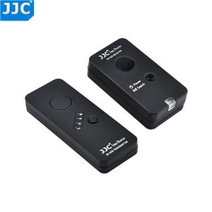 Image 2 - JJC متعددة الوظائف اللاسلكية التحكم عن بعد ل فوجي فيلم X T200 X100V X T3 XT20 GFX50S X H1 X Pro2 X T2 XF10 X E3 X100F كما RR 100