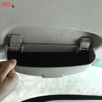 Car Styling Sunglasses Holder Eyeglasses Storage Box Case For Mitsubishi Asx Lancer Outlander Pajero