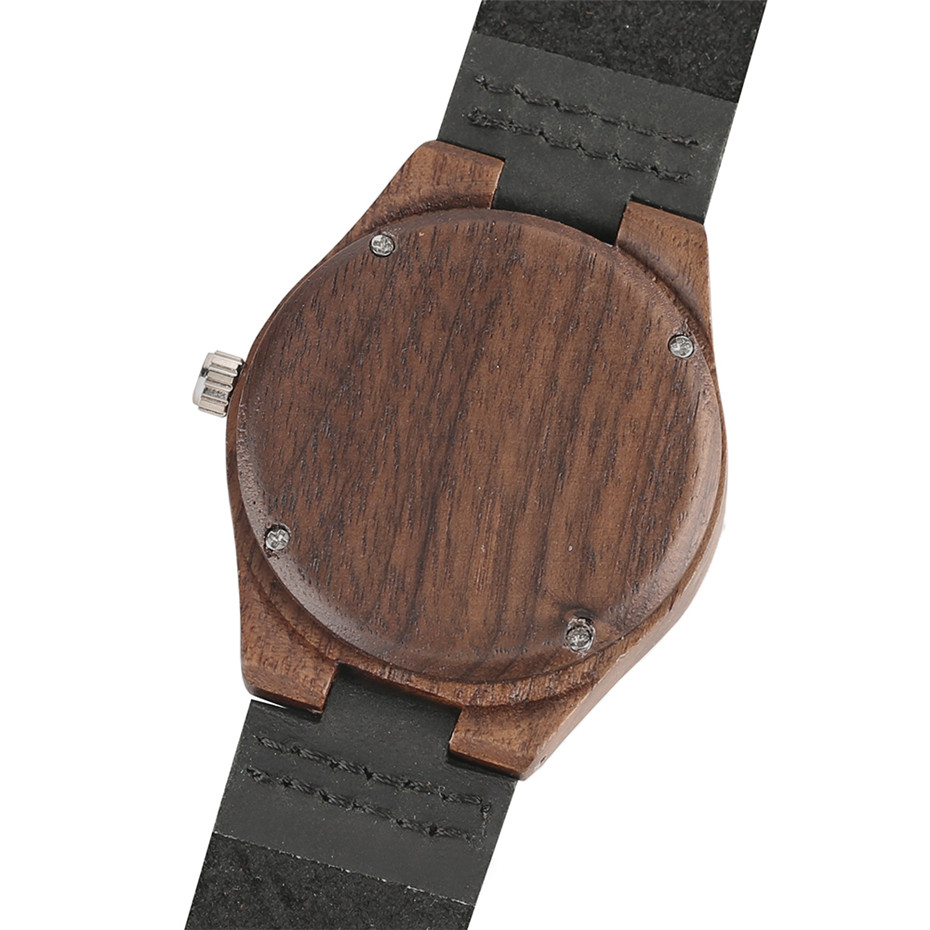 simple design style nature wood creative watches4
