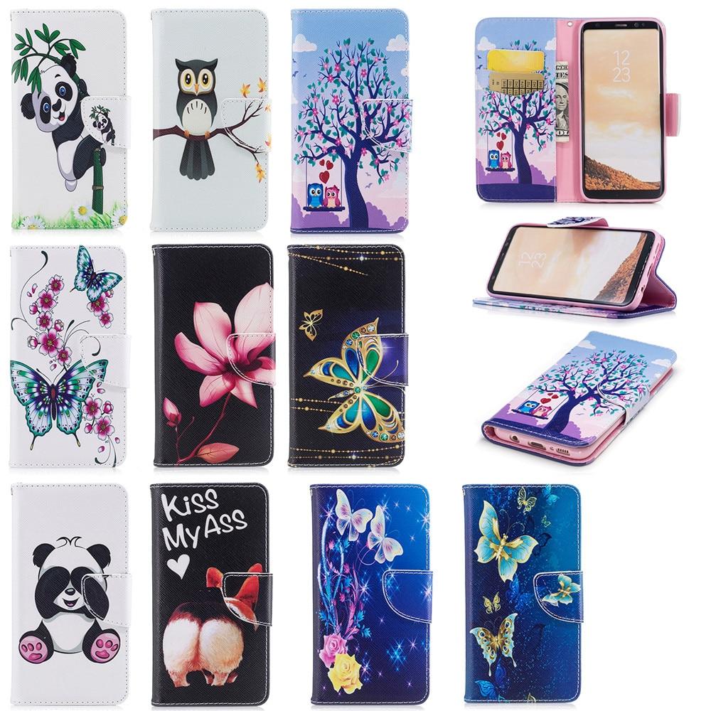 Kasus Untuk Fundas Samsung Galaxy S8 S9 S10 Ditambah S10E Kasus - Aksesori dan suku cadang ponsel - Foto 2
