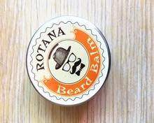 Рост бороды Бальзам Бальзам Увлажняющий Сглаживание 100% Pure Organic Для Лихих Господа Борода Усы Воском(China (Mainland))