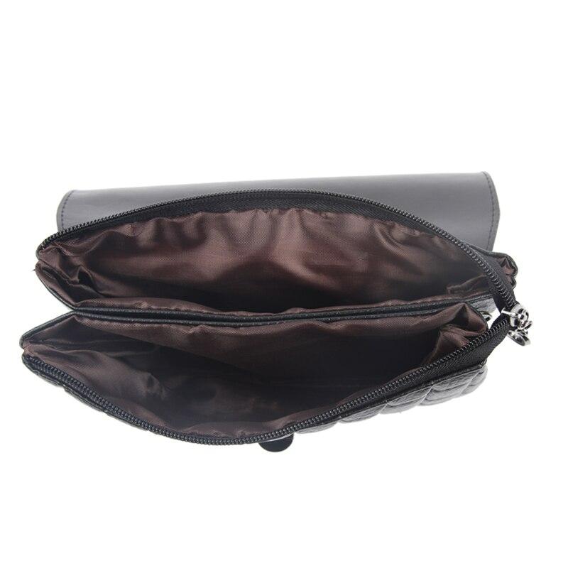 da mulher bolsas casuais Texture : Lychee Texture