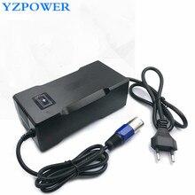 YZPOWER интеллектуальное зарядное устройство на литиевой батарее 58,8 в 4 а для электрического инструмента, робот, электрический автомобиль, литий-ионный аккумулятор 48 в