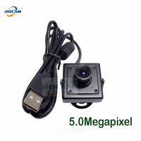 HQCAM 5.0megapixel MI5100 high speed CCTV Security usb 2.0 port UVC Mini USB Camera Automatic vending USB Industrial camera