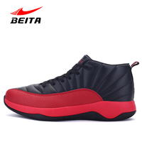 Beita Brand Fashionable Breathable Flat Platform Men Shoe With Lace Up Men Summer Casual Adult Flat