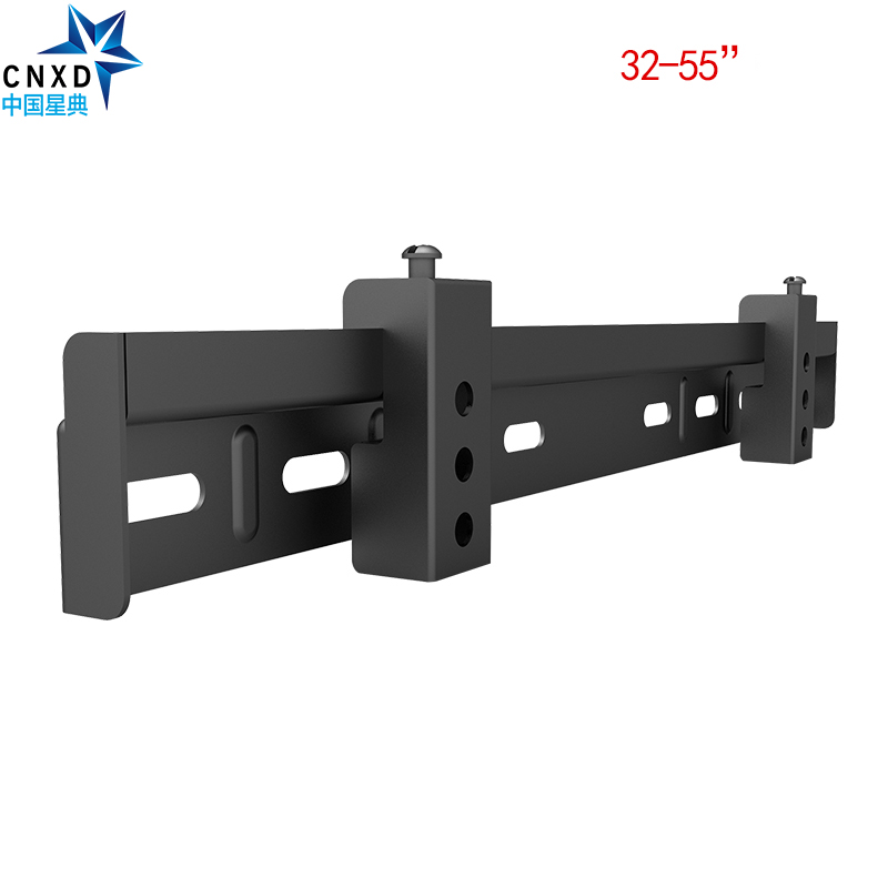 cnxd stainless steel led lcd tv wall mount bracket vesa 400x400 wall mount modern tv stand fit for tv 3255inch