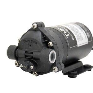 Image 3 - Coronwater 75 gpd逆浸透システムでro水ブースターポンプ自吸式よく、貯蔵タンクSP2766