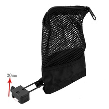 Mesh-Bag Shell-Catcher-Mesh Hunting-Pouch Ammo Brass Black Outdoor Trap Capture