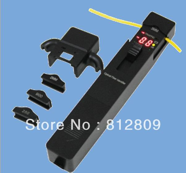 Optical Fiber Identifier fiber optic Ray Recognizing 800-1700nm ,free shipping ray tricker optoelectronics and fiber optic technology
