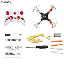 Niosung Hot Skytech M62 6-Axis Drone Mini 4CH 2.4Ghz RC Helicopter Aircraft Quadcopter Black
