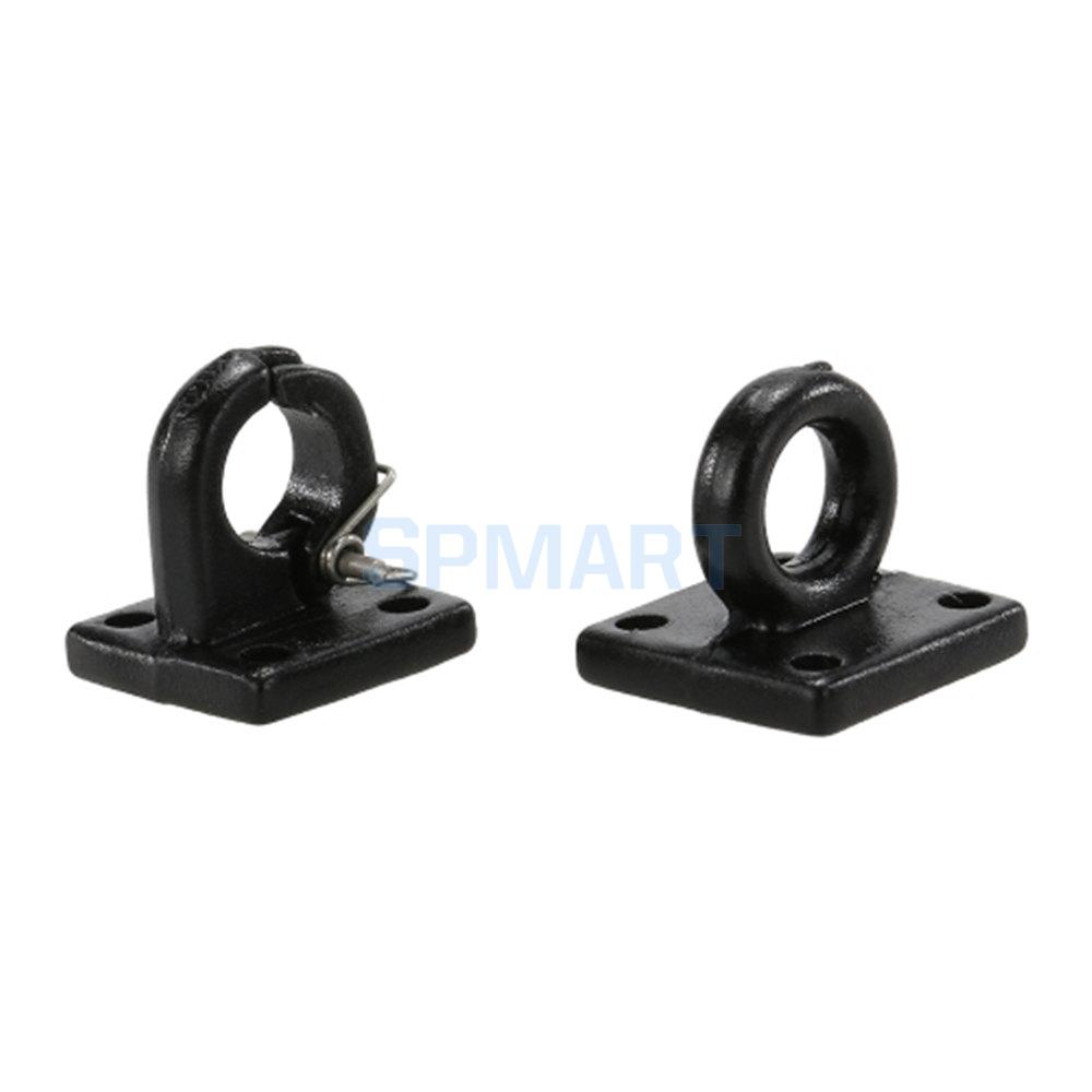 for RC4WD Pintle Hook & Lunette Ring Trailer Hitch 10th Scale ...