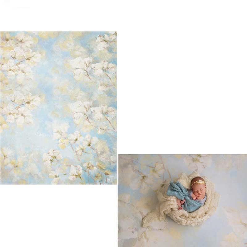 MEHOFOTO Simple and Elegant Flower Vinyl Photography Backdrops New Fabric Flannel Backgrounds for Newborn photo studio F1508 3 5m vinyl custom photography backdrops prop nature theme studio background j 066