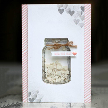 Hot Sale  DIY Metal ste Wishing Bottle Cutting Dies Scrapbooking Card Album Embossing Cut Craft Template