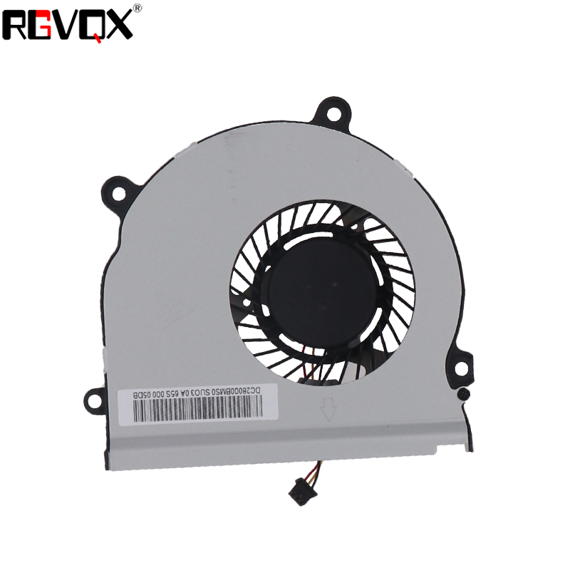 Купить с кэшбэком New Laptop Cooling Fan For SAMSUNG NP355V4X NP355V4C NP350V5C NP355E4C P/N KSB06105HA MF60090V1-C510-G9A CPU Cooler Radiator