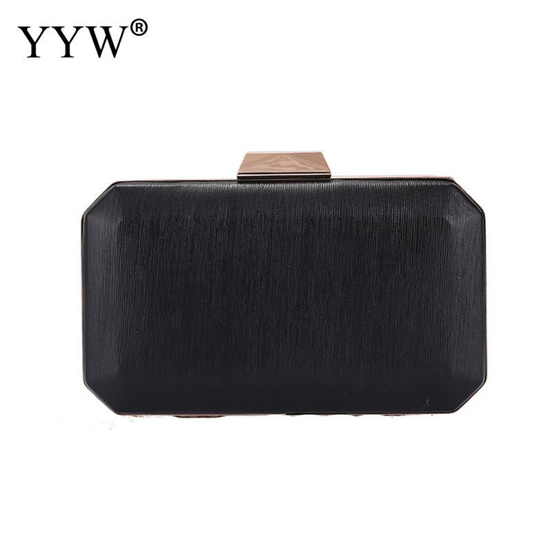 YYW Pink Gold Evening Bags Dress Purse For Women Unique Party Evening Clutch Small Wedding Bags Pochette Femme Large Wedding Bag in Top Handle Bags from Luggage Bags