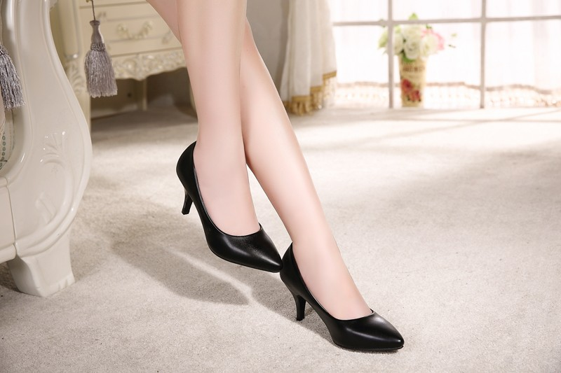 high heel women shoes new fashion cow leather 7cm heel - free shipping! High Heel Women Shoes New Fashion Cow Leather 7cm Heel – Free Shipping! HTB178etKFXXXXbnXFXXq6xXFXXXt