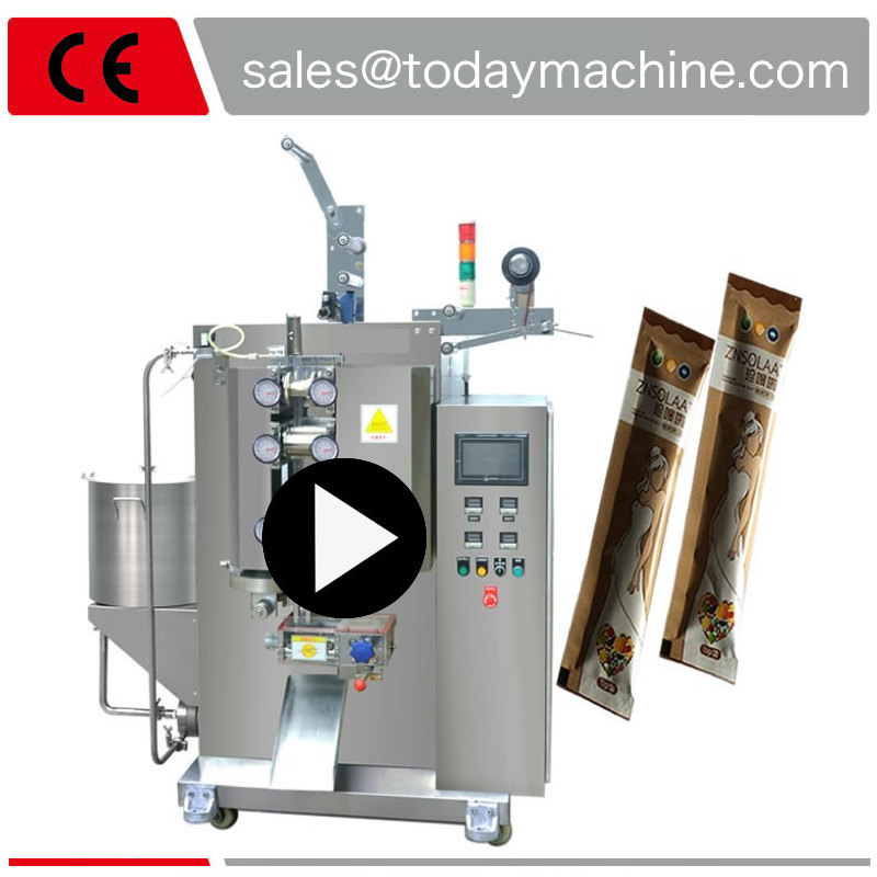 Whey Protein Isolate Powder Filling Machine Auger Filler