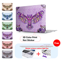 """Print Colorful Eagle For Macbook Air 11 12 Case Pro 13 15 Notebook Cover New Retina 12"""" 13"""" 15"""" Inch Case For Laptop Accessories"""