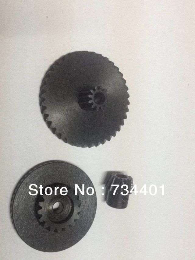 3 pcs Double gear bevel gear 0.5 modulus and helical gear,gear combination куртка lee l89jwr01