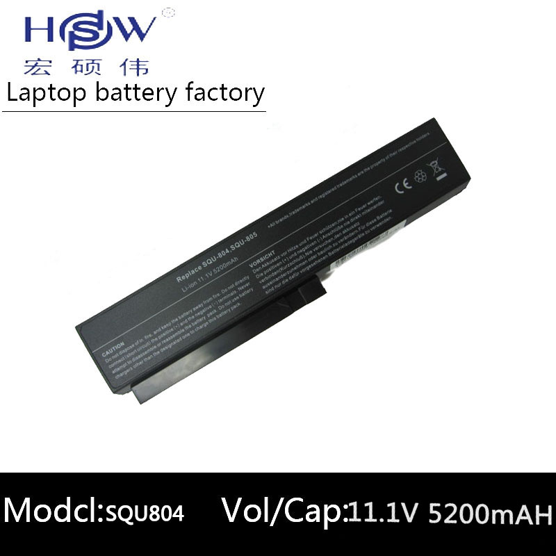 HSW laptop battery For Fujitsu SW8 TW8 For LG R410 R510 R580 battery for laptop W476 W576 battery