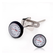 Liquid thermometer can be clip pointer kitchen temperature measuring tool cooking