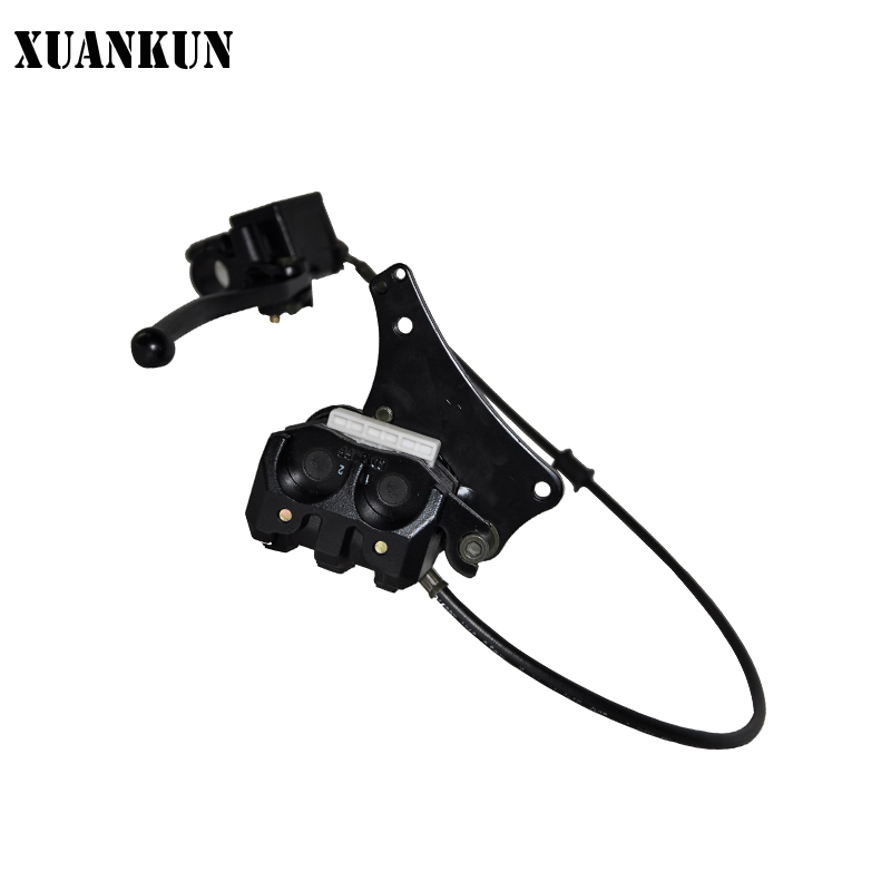 XUANKUN Motorcycle Accessories GP150 LX150-56 / CR3 Front Disc Brake Assembly  цена и фото