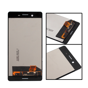 Image 4 - For Sony Xperia X F8131 F8132 with frame LCD monitor digitizer sensor panel assembly for Sony XP monitor phone repair parts