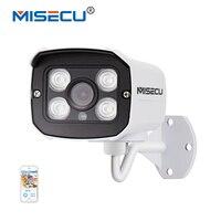 MiSecu POE Camera 1920 1080P 2 0MP IR Cut IP Camera POE SONY HI3516C IM222 ONVIF