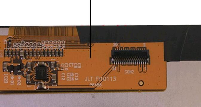 ailinhao 10 1 inch LCD display for 31pin JLT FI10113 FOR 40pin JLT FI10114 LCD Screen