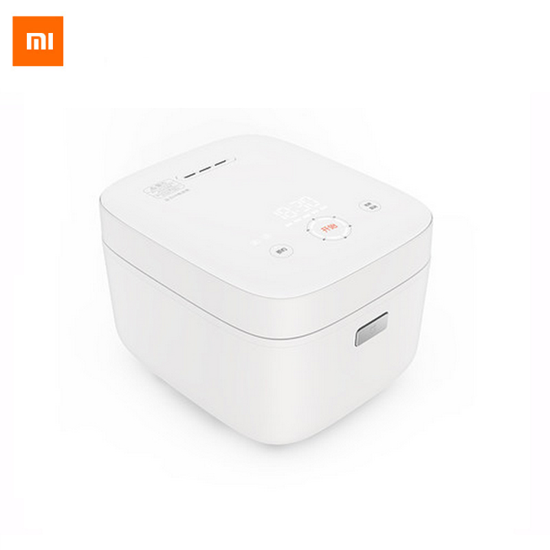 Original Xiaomi IH Mi Smart Rice Cooker MiJia Induction Heating Pressure Mi Rice Cooker Smart Cooking With APP Phone 220v household 5l electric pressure rice cooker multi gold color high quality pressure heating rice cooker with 2 inners