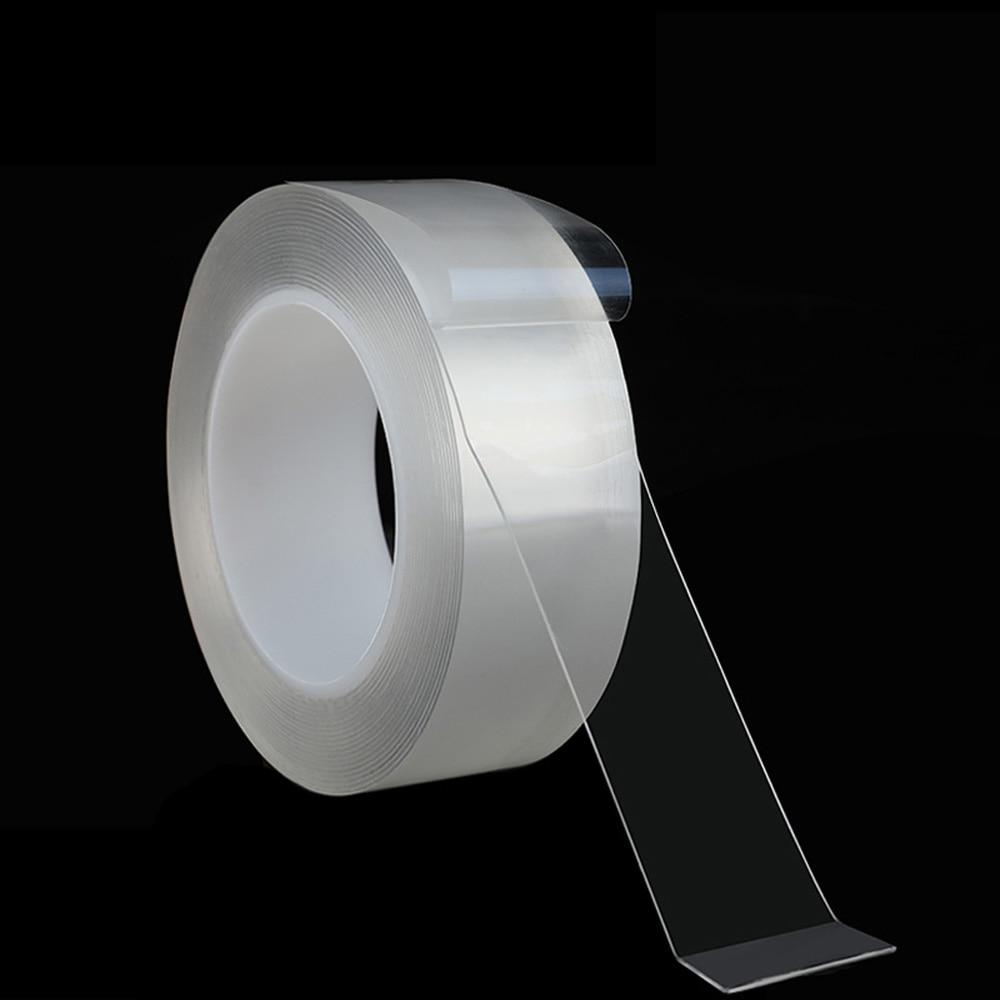 Multifunctional Doublesided Adhesive Magic Nano Tape