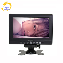 Tv-Monitoring-Display Portable Tv-Support-Sd-Usb Leadstar-7inch of PAL SECAM NTSC Identification