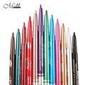 Rosalind Professional New Arrival Eyes Makeup 12 Colors Eyeliner Pencil Waterproof Colorful Cosmetics Brand M.N