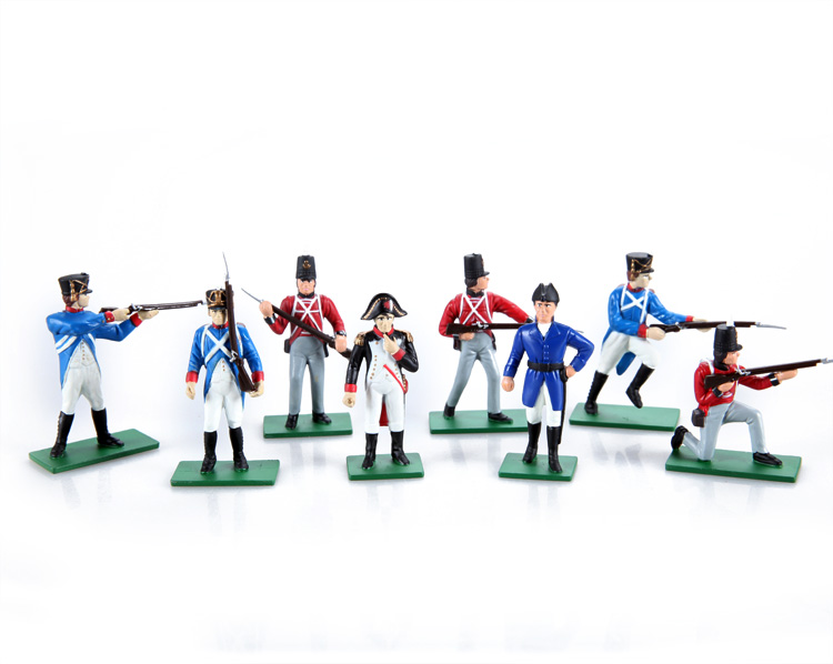 1/32  Out Of Print Napoleonic War Soldier Series