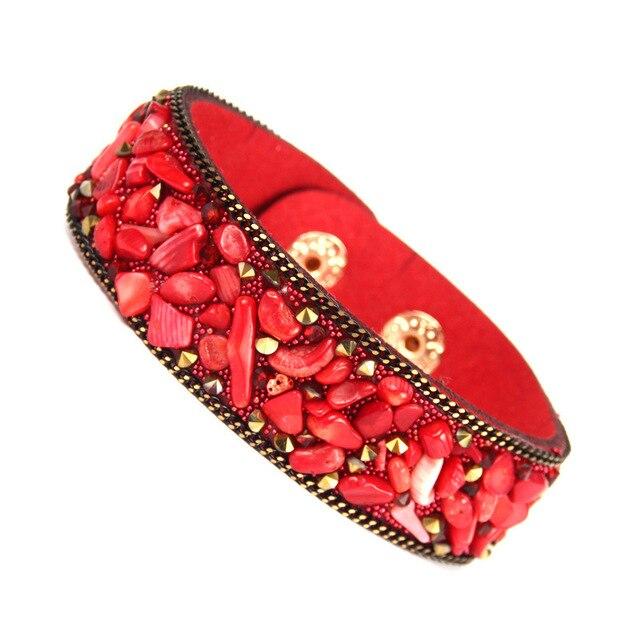 Originality Boho Leather...