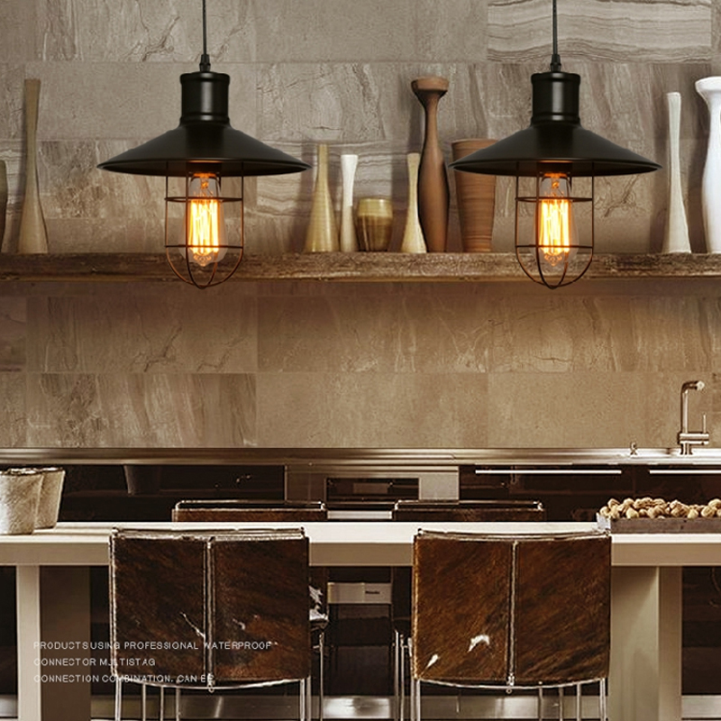 Aliexpress.com : Buy Dining Room Retro Pendant Lamps