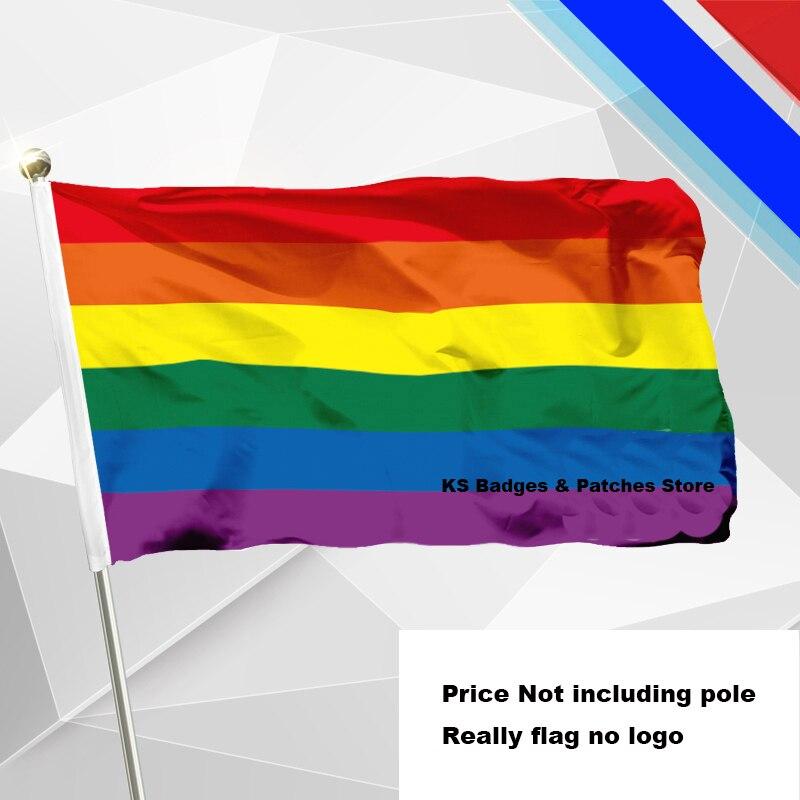 #1 288x192 #2 240x160 #3 192x128 #5 96x64 #6 60x40 #7 30x20 WohltäTig Homosexuell Stolz Flagge Fliegen Flagge #4 144x96 3x5ft
