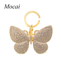 Mocai brand design 3 color exaggerated animal shining ring jewelry luxury aaa cubic zirconia big butterfly.jpg 250x250