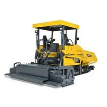 1:35 XCMG RP1256 асфальтоукладчик Инженерная техника грузовик строительная техника литая игрушка модель для коллекции, украшения, подарок