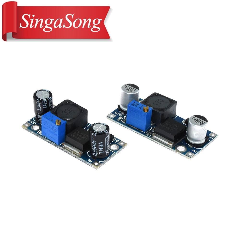 5Pcs Dc-Dc Converter Step Up Module 1-5V To 5V 500Ma Power Module hl