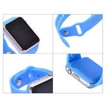 A1 Smart Watch Support SIM TF Card, Connectivity Apple iPhone & Android Phone